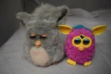 2 Furby Interactive Electronic Pets Hasbro  2005 & 2012