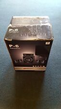 Brand New Paramax P-6 Home Theater 1000 Watt 6 Speaker System w/ Sub-Woofer
