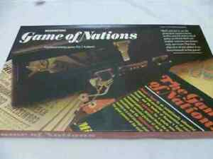GAME OF NATIONS GAME.