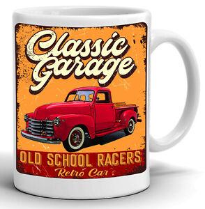 CHEVROLET 3100 PICK UP TRUCK V Coffee Tea Mug Cup Gift 11oz High Quality Ceramic