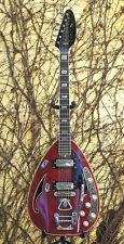 Vox Starstream VI Guitar 1967 Color Photo by P. Tarlow