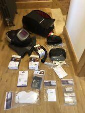 Speedglas 9100xx Mp Welding Kit + Extras .