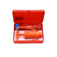 Venom Extractor Portable SL-166  Detoxifier Orange Equipment Vacuum Drug Sucker