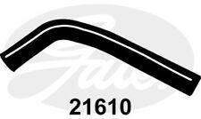 Gates Upper Lower Radiator Hose 21610  - BRAND NEW - GENUINE - 5 YEAR WARRANTY