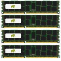 64GB 4x16GB Late 2013 APPLE MAC PRO 6,1 A1481 ME253LL/A MD878LL/A RAM Memory Kit