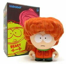 "Kidrobot South Park Mini Series 2 Kyle Fro 3"" Vinyl Figure Opened Blind Box"
