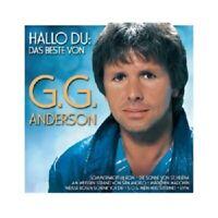 G.G. ANDERSON - HALLO DU: DAS BESTE VON G.G.ANDERSON  CD SCHLAGER POP NEU