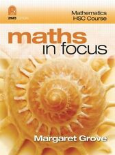 HSC Mathematics textbook- Maths In Focus 2nd Edition