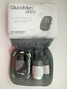 Glucomen Areo Blood Glucose Monitor/Meter/System With NFC Download
