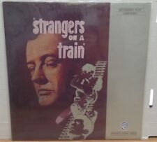 Strangers On A Train Warner Home Video Extended Play Laserdisc 071218Dbld2