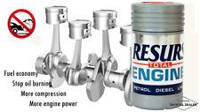RESURS TOTAL ENGINE OIL TREATMENT For Petrol Diesel LPG Restoration Additive