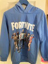Fortnite Sweatshirt Hoodie In Great Condition Age 8
