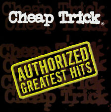 CHEAP TRICK / AUTHORISED GREATEST HITS