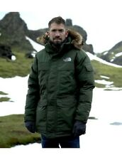 The North Face Homme McMurdo Hyvent Parka olive medium