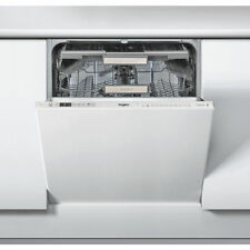 Whirlpool WIO3033DELUK 60cm Integrated 14 Place Dishwasher - 5 Year Guarantee