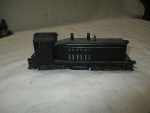 Vintage HO scale Diesel yard switcher