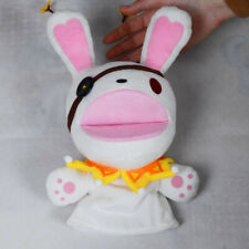 Anime DATE A LIVE Yoshino Cute Rabbit Plush Stuffed Doll Finger Hold Cosplay Toy