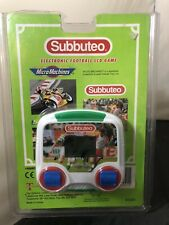 subbuteo Eletronic Lcd Game Micro Machines