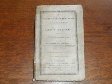 1839 Conchologist's Text Book Lamarck & Linnaeus Captain Thomas Brown  Shells