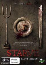 Starve (DVD, 2016)