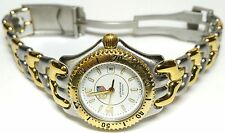 TAG Heuer 31mm Professional Watch Ladies WG1322-2 18k & Stainless 200m WR