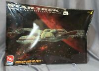 AMT/Ertl Star Trek Generations Klingon Bird Of Prey #8230 Unopened!
