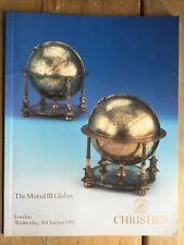 Christie's: The Murad III Globes, 1991