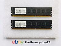 8GB Geil Black Dragon DDR3 PC Desktop Memory RAM PC3-12800 1600MHz DIMM
