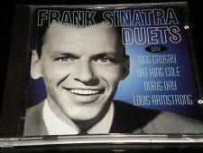Frank Sinatra - Duets - CD álbum - Bing Crosby - Nat King Cole - 1997