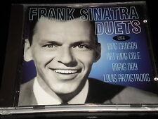 FRANK SINATRA - Duets - Album CD - BING CROSBY - NAT KING COLE - 1997