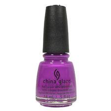 82600 Violet-Vibes China Glaze Esmalte de Uñas Laca 0.5floz