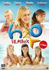H2O -JUST ADD WATER : THE 3 MOVIE COLLECTION  - DVD -  sealed PAL Region 2 (H20)