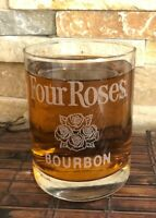 FOUR ROSES SMALL BATCH SELECT BOURBON Collectible Whiskey Glass