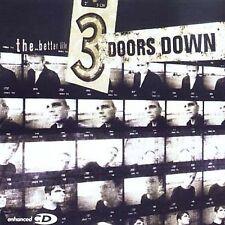The Better Life by 3 Doors Down (CD, Jun-2001, Universal Distribution)