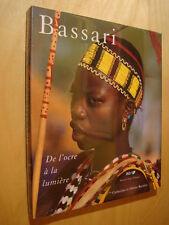 Barrière Bassari De l'ocre à la lumière Sénégal peuple Bassari ethnie Ethnologie
