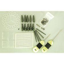 Karpfen-Angeln-Zubehör Savety Sleeves zur Bleimontage Set mit je 6 Stück 9372