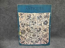 Vintage The Magazine Antiques April 1975 Photos Articles Advertising Furniture