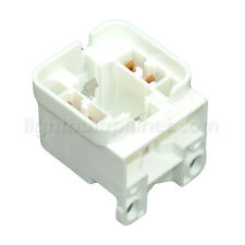 18W 4-pin CFL PL Socket for G24Q-2 and GX24Q-2 Horizontal Screw Down