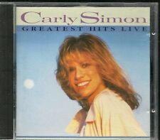 CD ALBUM 11 TITRES--SIMON CARLY--GREATEST HITS