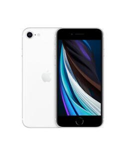 Apple iPhone SE 2nd Gen 2020 64GB 128GB - Unlocked AT&T T-Mobile Verizon Sprint