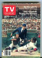 TV Guide Magazine April 5-11 1980 1980 Baseball EX 071816jhe