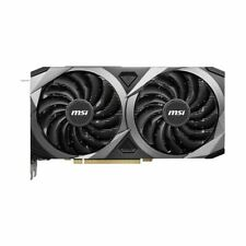 MSI GeForce RTX 3070 Ventus 2X Overclocked Dual-Fan 8GB PCIe 4.0 Graphics Card
