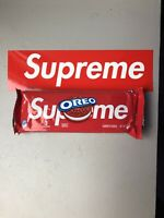 Supreme Oreos  1 Pack (3 Cookies) *sticker Included* (priority Shipping)