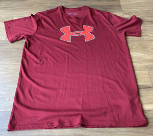 Mens Under Armour T-Shirt Large