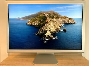 """Apple Cinema HD Display - 30"""" (A1083) 30 inch LCD Monitor - Includes Adapters!"""