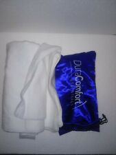 DuraComfort Essentials Super Absorbent Anti-Frizz Microfiber Hair Towel, Large
