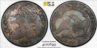 1807 50C Bearded Goddess Capped Bust Half Dollar PCGS G06 O-111B