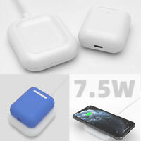 For Apple Airpods Pro/Airpods 2 1 Earphone Wireless Charger Charging Pad Station