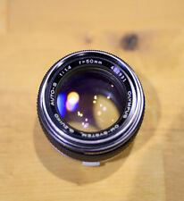 Olympus Zuiko 50mm 1:1.4