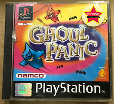 Ghoul Panic (Sony Playstation 1, 1999)